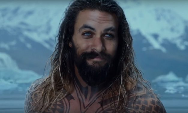 Aquaman Refuses Batman's Invitation in JUSTICE LEAGUE Clip