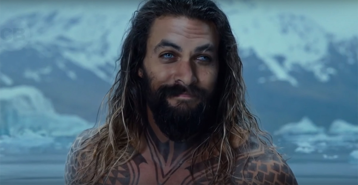 Aquaman Refuses Batman's Invitation in JUSTICE LEAGUE Clip
