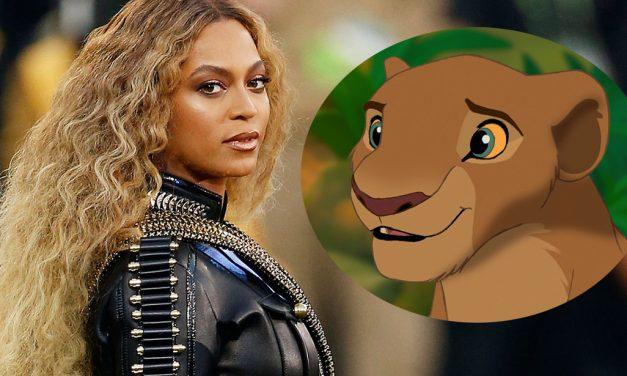 Beyonce Joins Live-Action THE LION KING as Nala