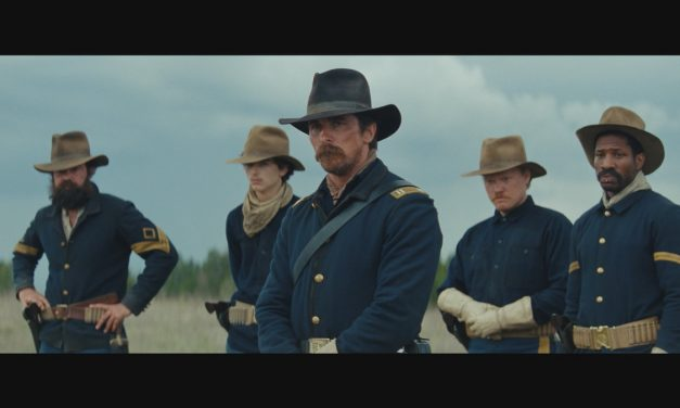 Movie Review – HOSTILES