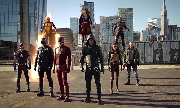 "CW Releases First Teaser for Arrowverse Crossover Event ""Crisis on Earth-X"""