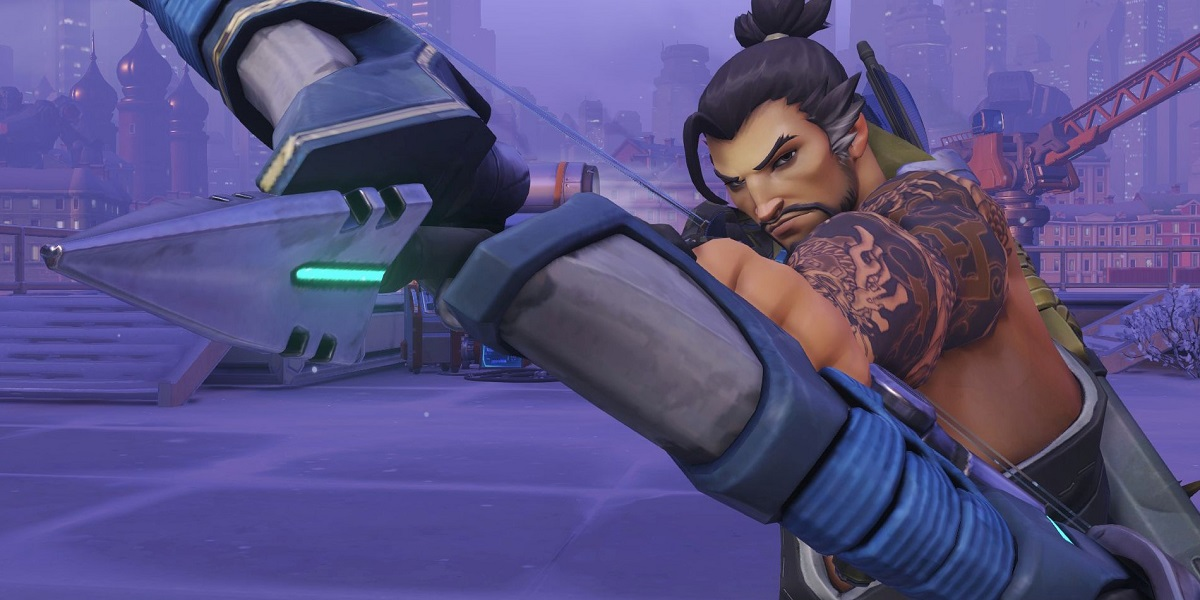 BlizzCon 2017: OVERWATCH's Ninja Assassin Hanzo Is Coming to HEROES OF THE STORM