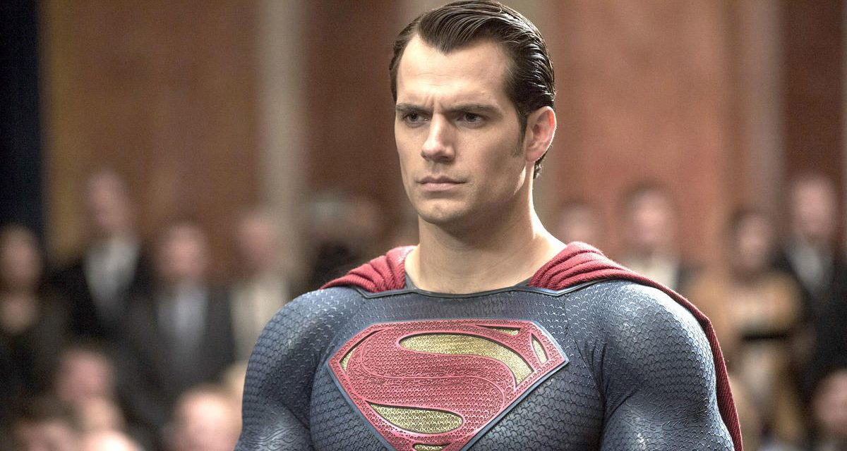 Henry Cavill May Be Out as Superman