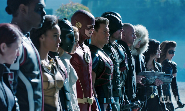 SDCC 2018: CW Crossover to Feature Only 3 of 4 Arrowverse Shows