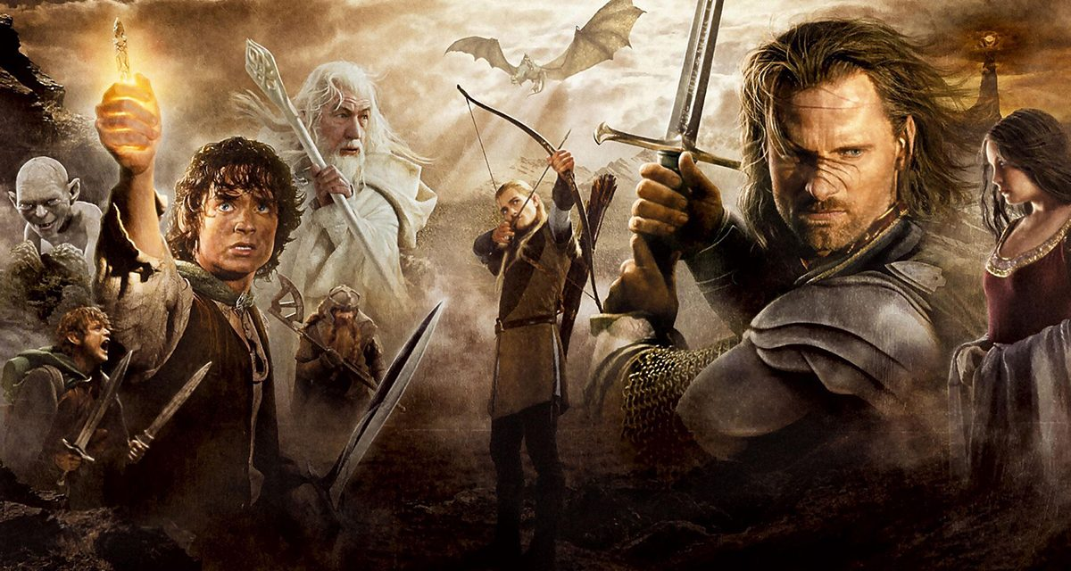 THE LORD OF THE RINGS TV Series in Talks at Amazon