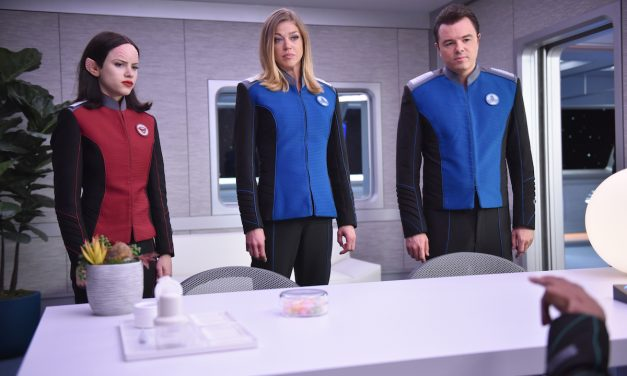 THE ORVILLE Recap: (S01E10) Firestorm
