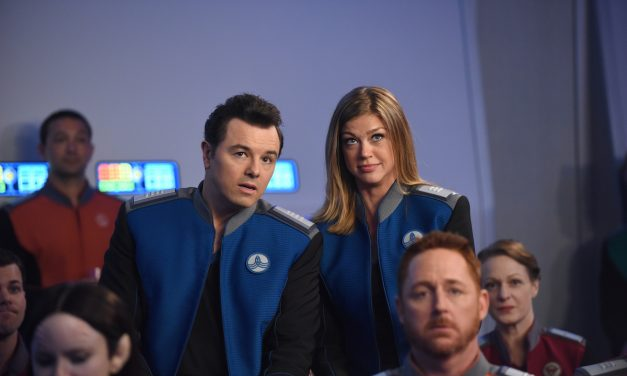 THE ORVILLE Recap: (S01E09) Cupid's Dagger