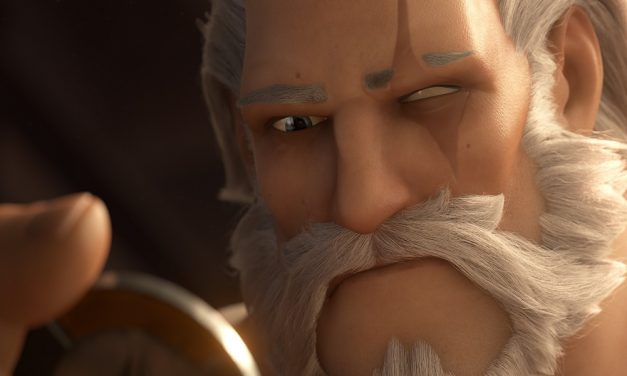 BlizzCon 2017: New OVERWATCH Animated Short, 'Honor and Glory,' Reveals Reinhardt's Tragic Backstory