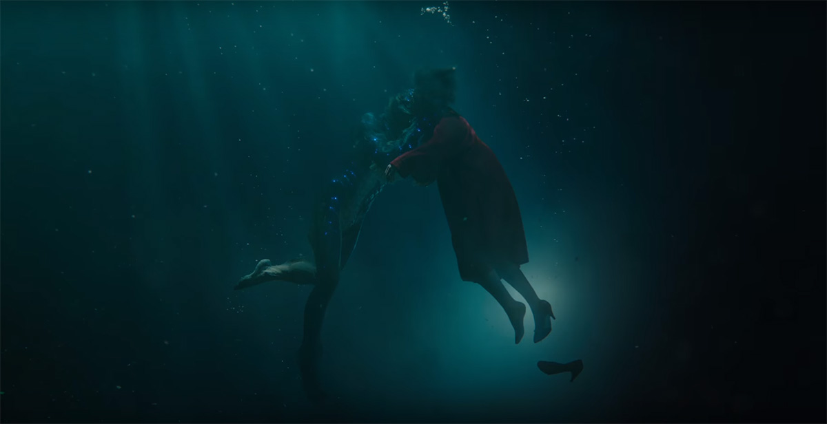 Final THE SHAPE OF WATER Trailer Shows Us Character Sacrifices