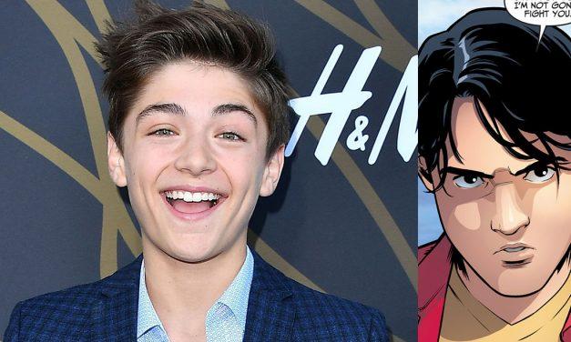 SHAZAM! Gets Its Billy Batson in Disney Channel Star