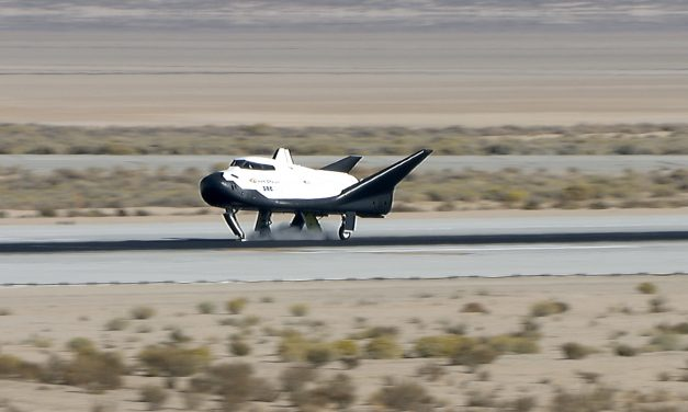 SNC's DREAM CHASER Passes Free-Flight Test