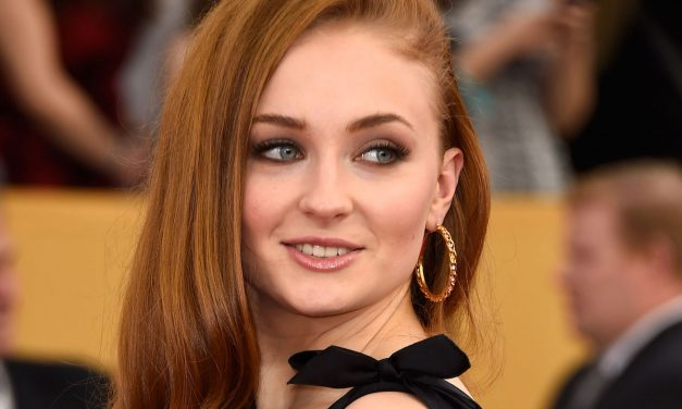 GAME OF THRONES' Sophie Turner to Star in GIRL WHO FELL FROM THE SKY