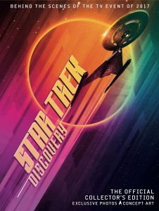 Star Trek Discovery Official Collector's Edition Guide Behind The Scenes Cover