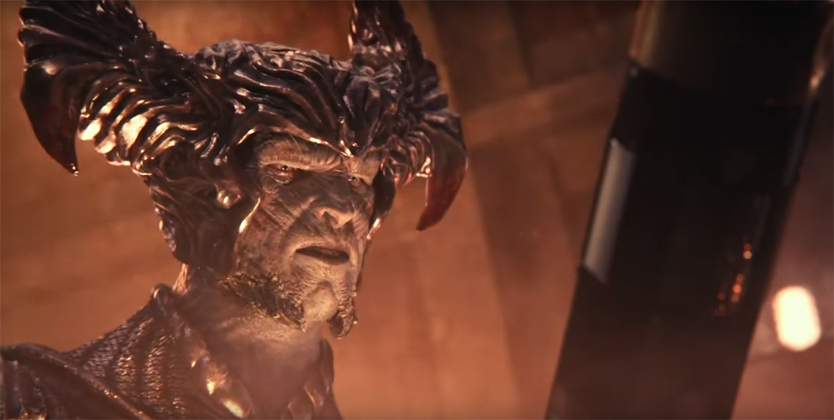 JUSTICE LEAGUE Gets a Slew of New Clips Including Confronting Steppenwolf
