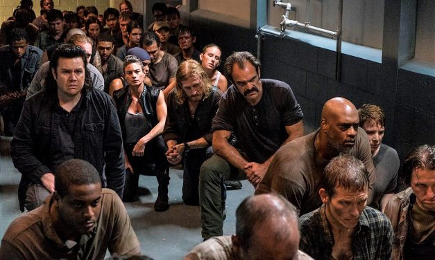 THE WALKING DEAD Recap: (S08E05) The Big Scary U