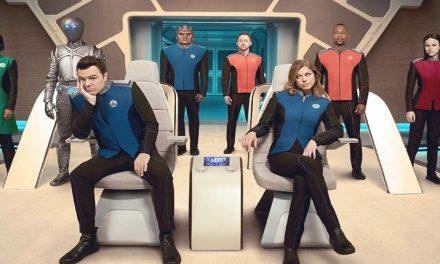 Seth MacFarlane's THE ORVILLE Renewed for Season 2