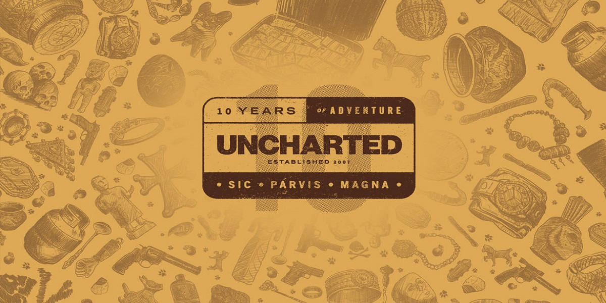 Naughty Dog Celebrates 10 Years of the Unforgettable UNCHARTED Series