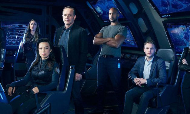 Watch the New AGENTS OF S.H.I.E.L.D. Season 5 Promos