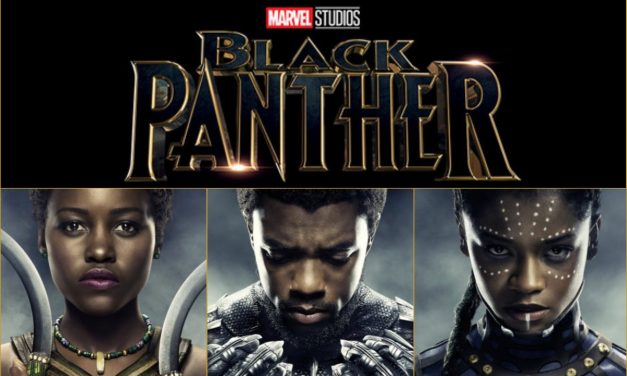 New BLACK PANTHER Character Posters Reveal Beauty, Strength and Purpose