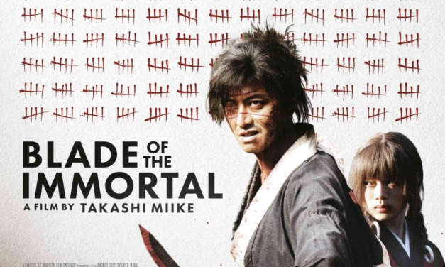 Movie Review – BLADE OF THE IMMORTAL
