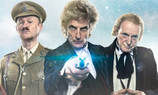 DOCTOR WHO Delivers Early Christmas Special Sneak Peek