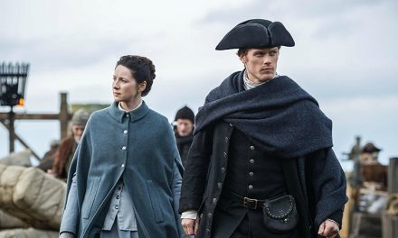 New OUTLANDER Photo Highlights Native American Characters