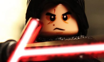 Watch the Perfect Lego STAR WARS: THE LAST JEDI Trailer