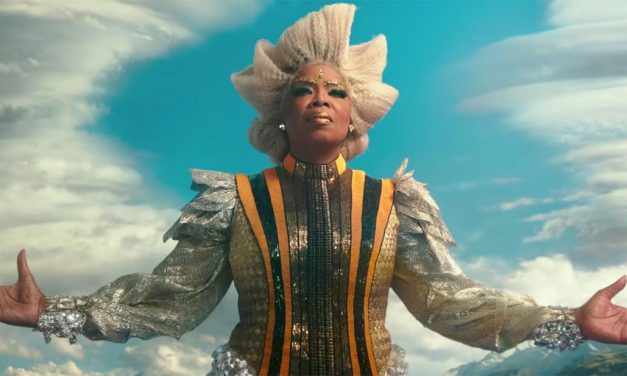 Dazzling A WRINKLE IN TIME Trailer Adds Dimension to the Novel