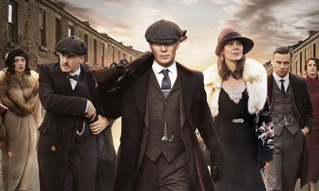PEAKY BLINDERS Creator and Cast Talk Season 4 and Possible Film