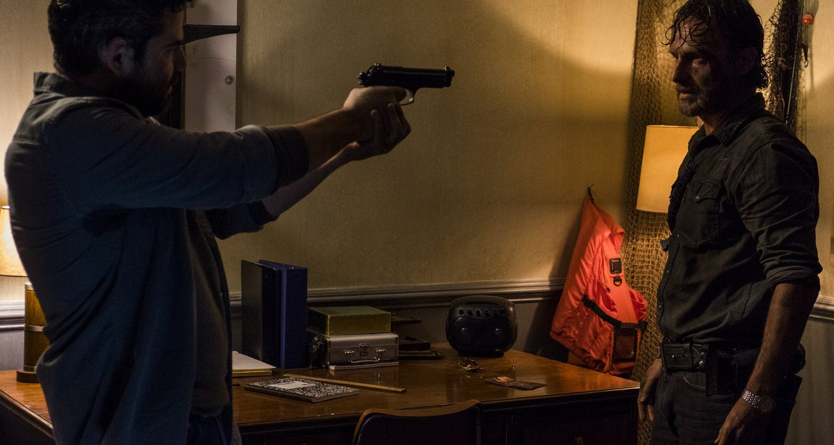 THE WALKING DEAD Recap: (S08E03) Monsters