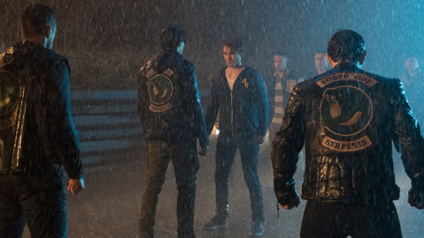 RIVERDALE Recap and Review: (S02E04) The Town That Dreaded Sundown