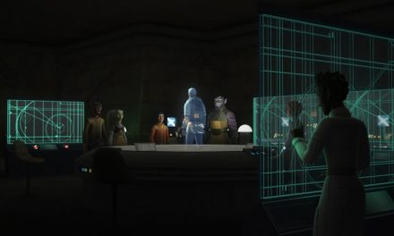 STAR WARS REBELS Recap: (S04E05) The Occupation