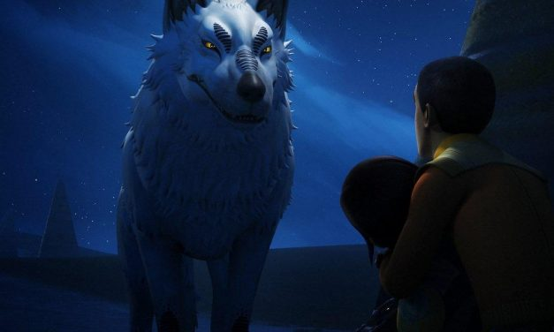 STAR WARS REBELS Recap: (S04E06) Flight of the Defender