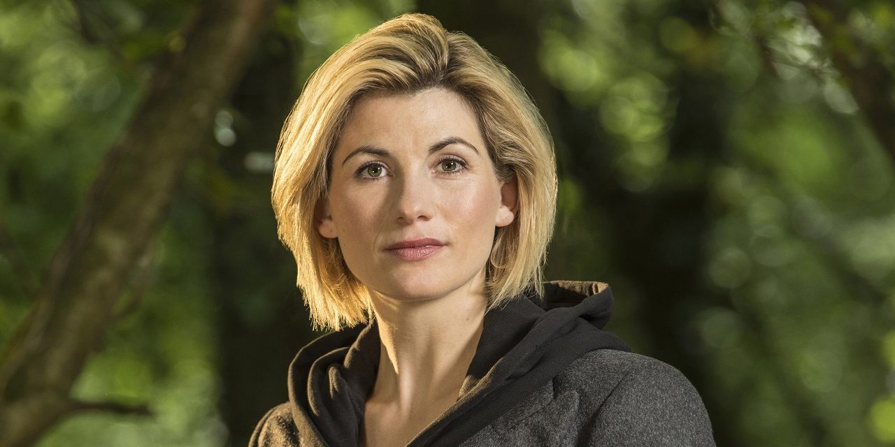 DOCTOR WHO: 13th Doctor Has New Look That's a Nod to the Classics