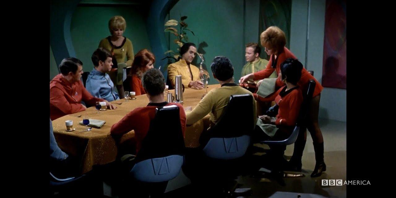 TREKSGIVING Is Back on BBC America – Star Trek All Thanksgiving Weekend Long!