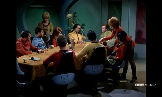 TREKSGIVING Is Back on BBC America – Star Trek All Thanksgiving Weekend Long!