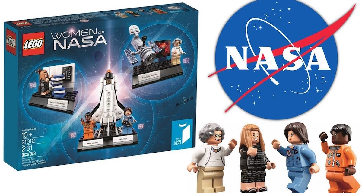 Lego 'Women of NASA' Set Becomes Amazon's Bestselling Toy in 24 Hours