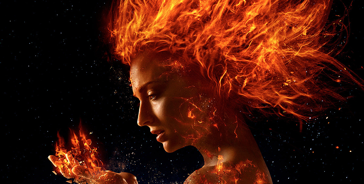 The Phoenix Rises in Brand New DARK PHOENIX Images