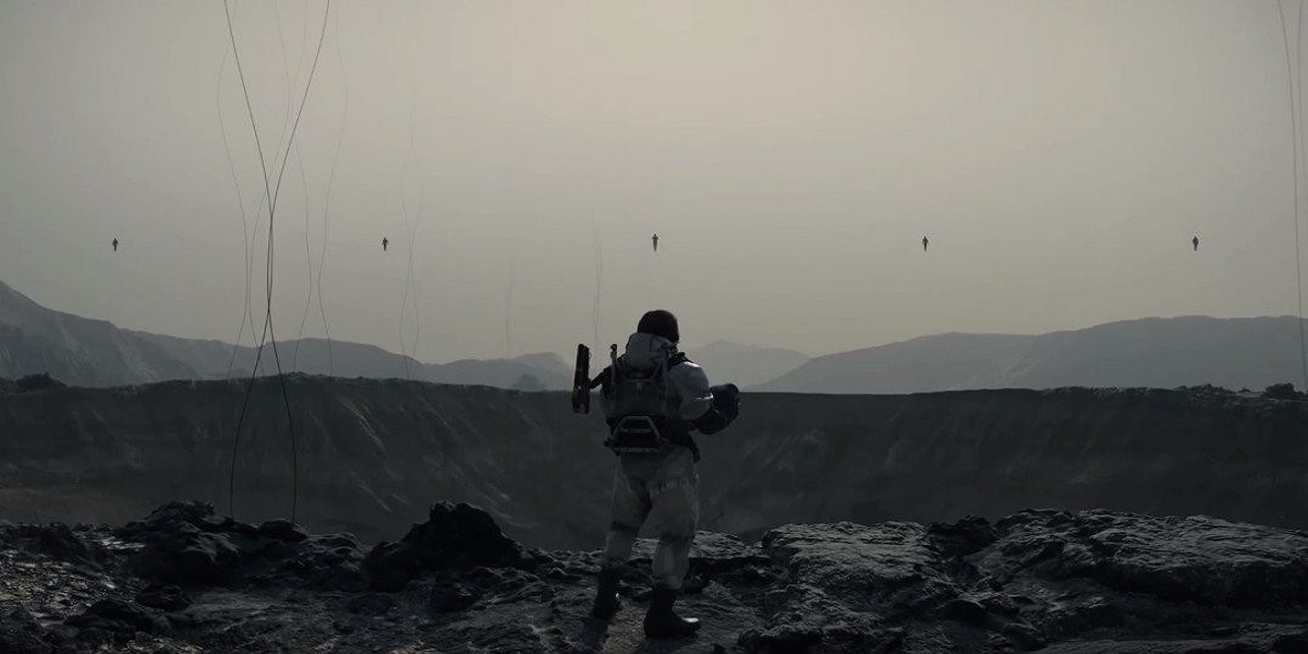 Intense DEATH STRANDING Trailer is Unnerving and Stunning