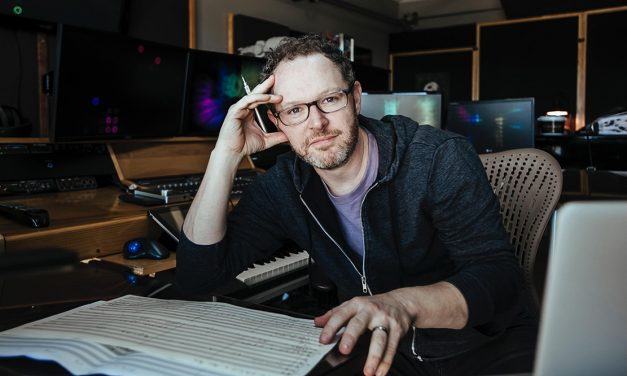 Composer Gordy Haab Talks STAR WARS: BATTLEFRONT II and Bringing Iden's Theme to Life