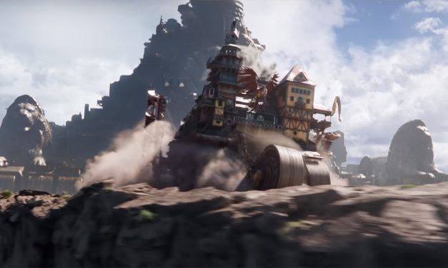 London Conquers All in MORTAL ENGINES Teaser
