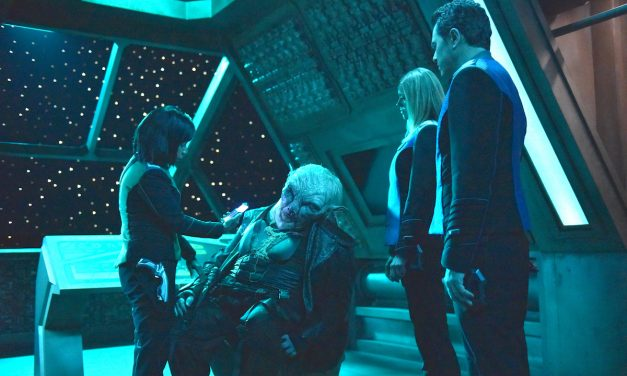 THE ORVILLE Recap: (S01E11) New Dimensions