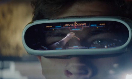 Watch the Exciting First Trailer for READY PLAYER ONE