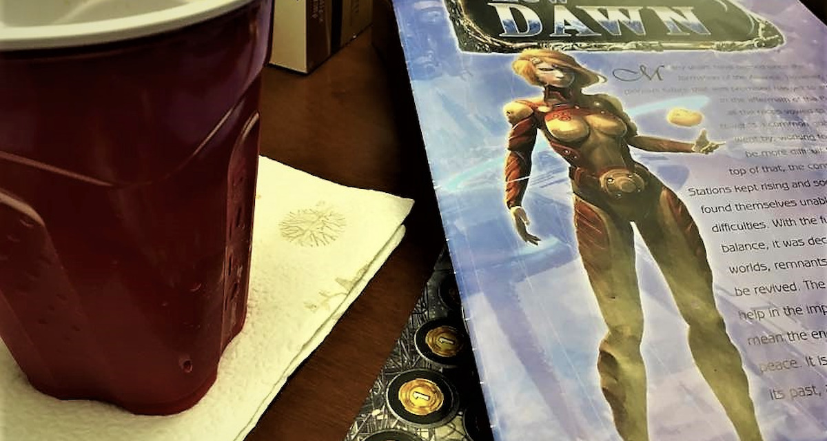 NEW DAWN – A Most Excellent (Yet Underrated) Game