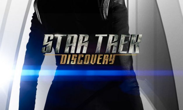 New Posters Tease STAR TREK: DISCOVERY's Return