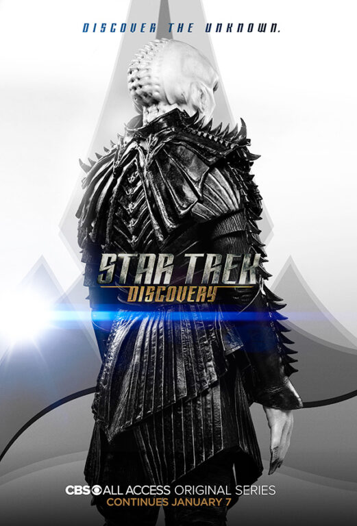 Star Trek Discovery Season 1 Chapter 2 Poster Voq Javid Iqbal