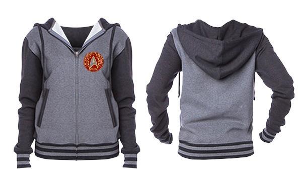 Star Trek Starfleet Academy Varsity Hoodie