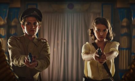 New Trailer and Release Date Announced for STARGATE: ORIGINS
