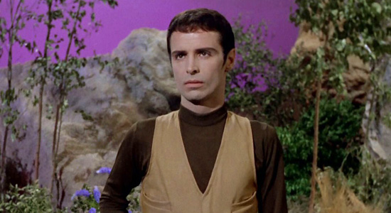 "Stewart Moss as Hanar in Star Trek: The Original Series, Season 2, Episode 22: ""By Any Other Name"""