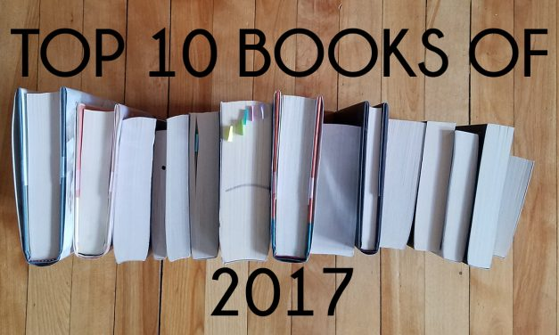 Top 10 Books of 2017